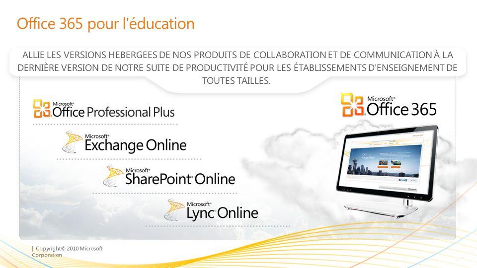 Office 365 pour l éducation
