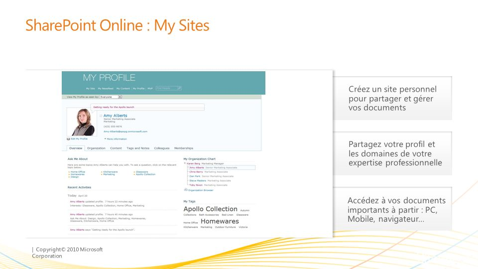 SharePoint Online : My Sites