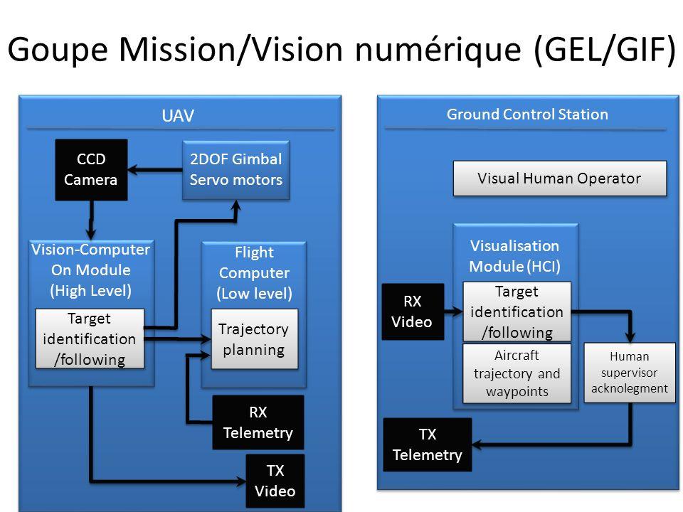 Goupe Mission/Vision numérique (GEL/GIF)