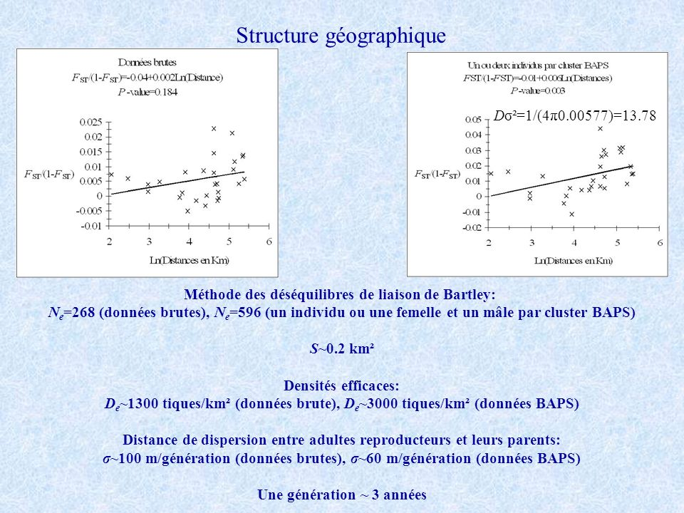 Structure géographique