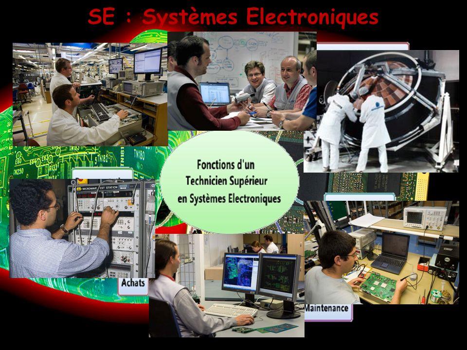 SE : Systèmes Electroniques