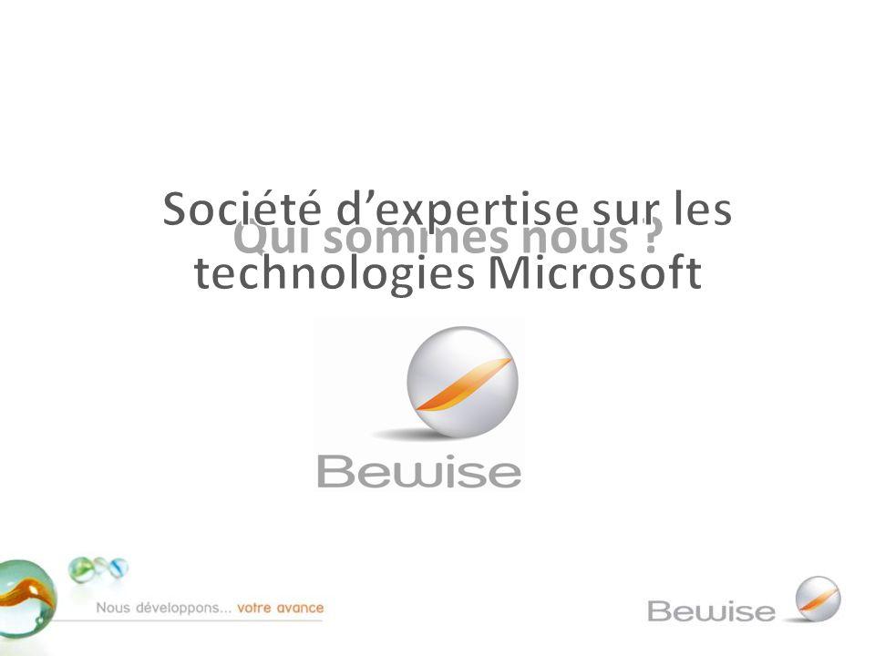 Société d'expertise sur les technologies Microsoft
