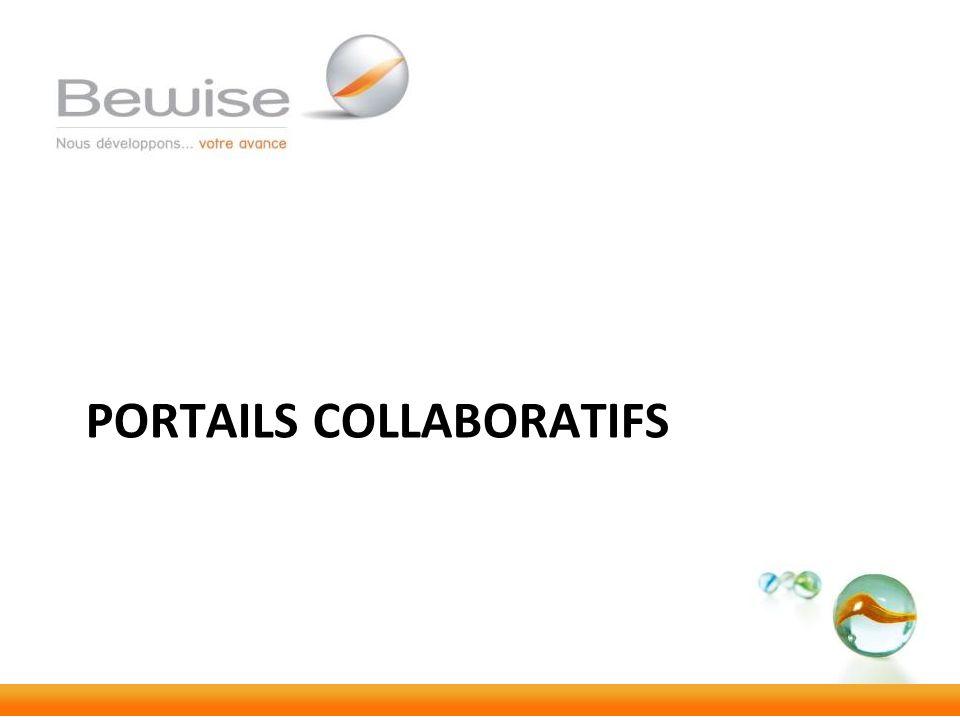 Portails Collaboratifs