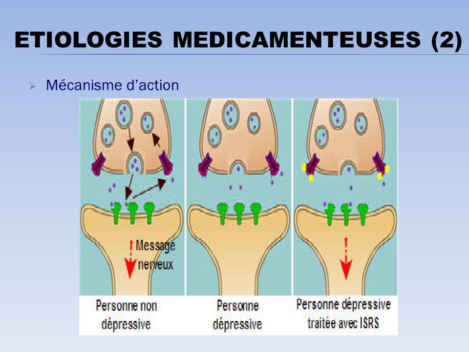 ETIOLOGIES MEDICAMENTEUSES (2)