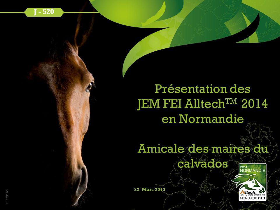JEM FEI AlltechTM 2014 en Normandie