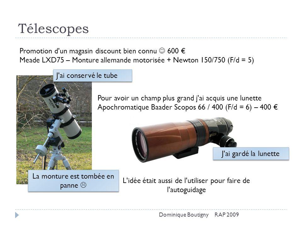 Télescopes Promotion d un magasin discount bien connu  600 €