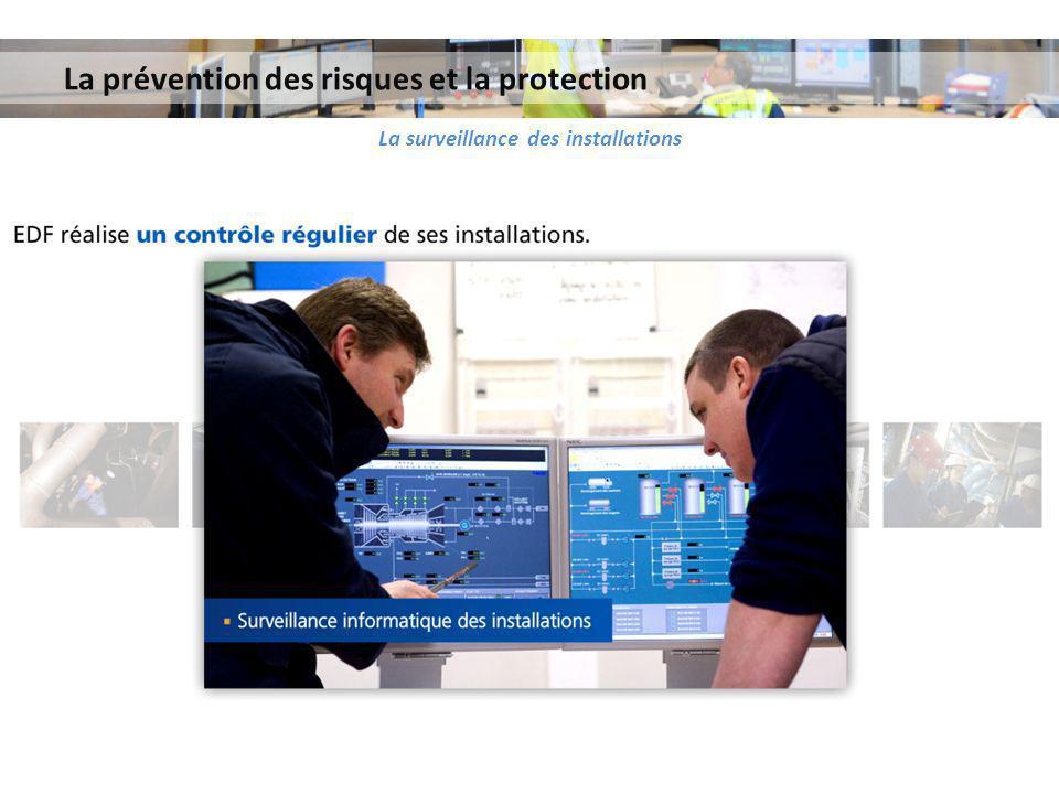 La surveillance des installations