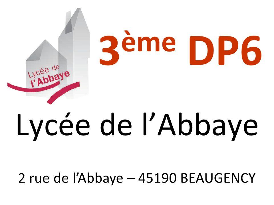 2 rue de l'Abbaye – 45190 BEAUGENCY