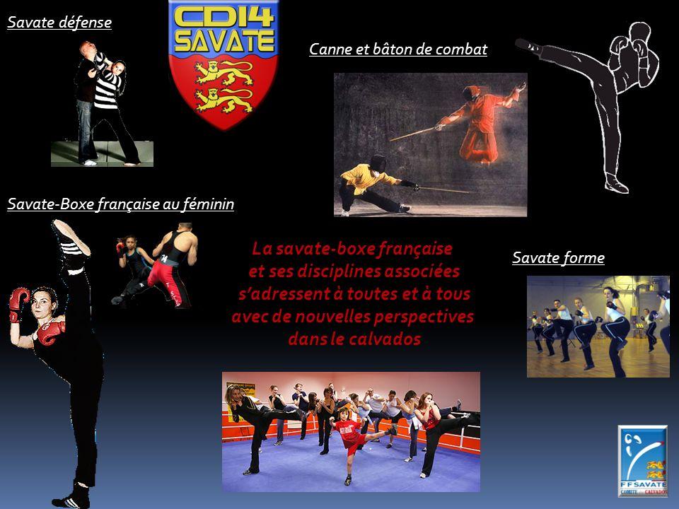 La savate-boxe française et ses disciplines associées