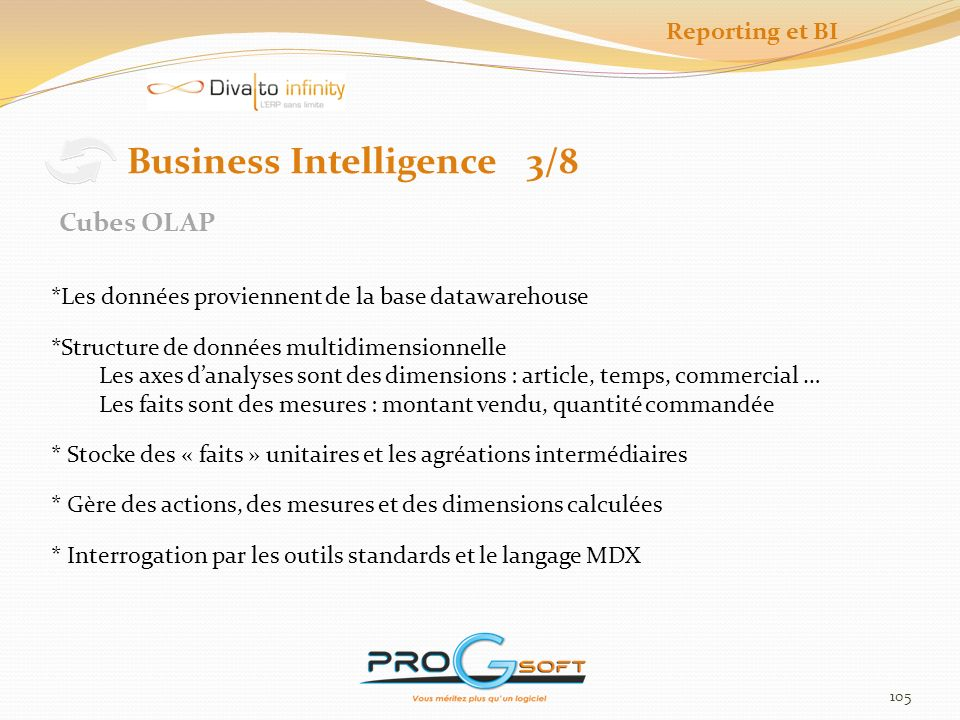 Business Intelligence 3/8