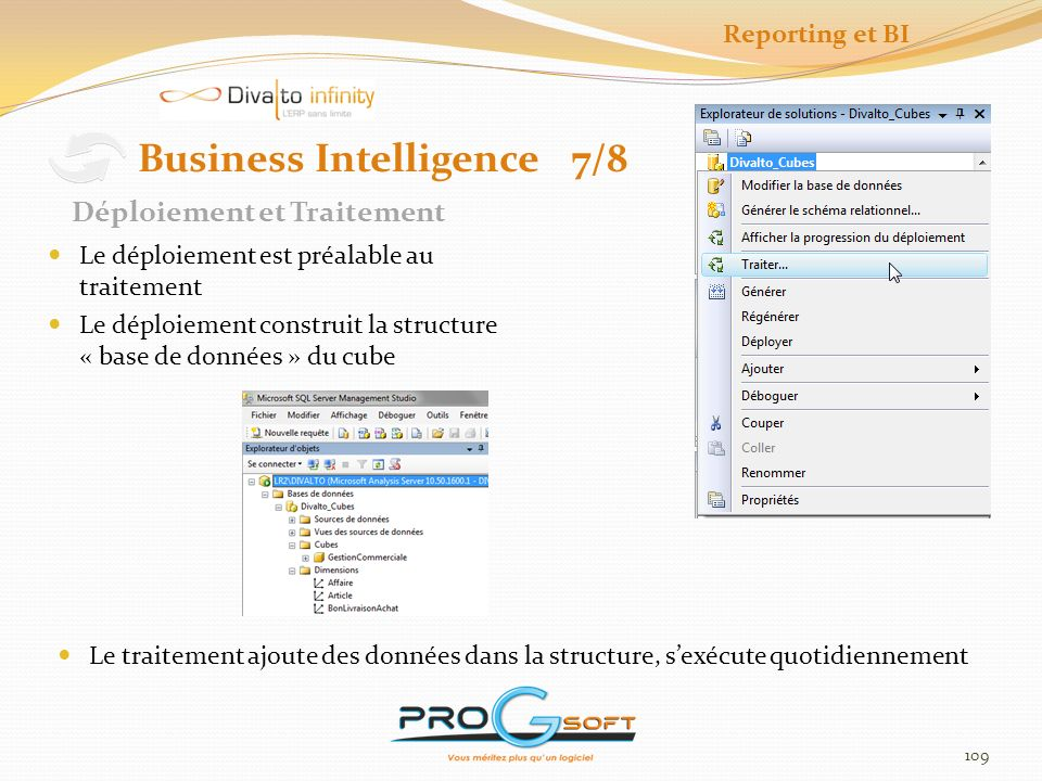 Business Intelligence 7/8