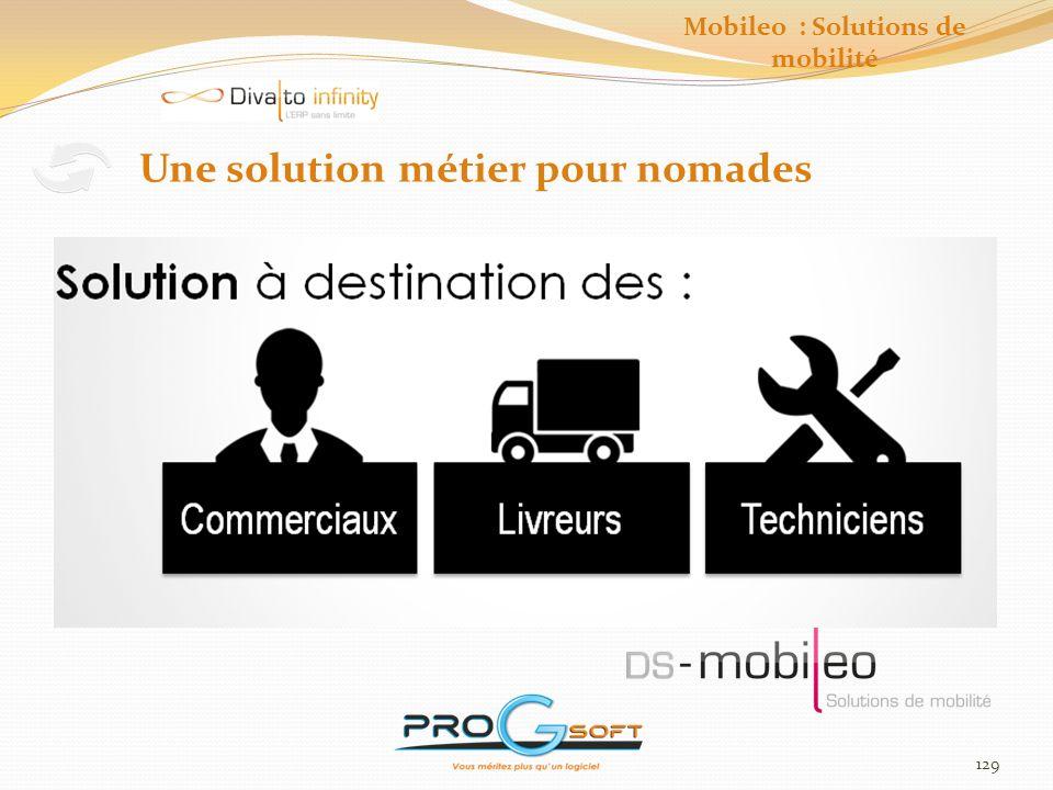 Mobileo : Solutions de mobilité