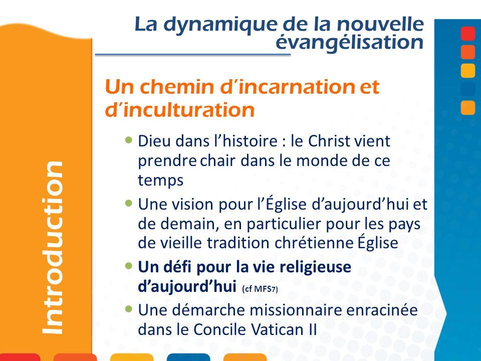 Un chemin d'incarnation et d'inculturation