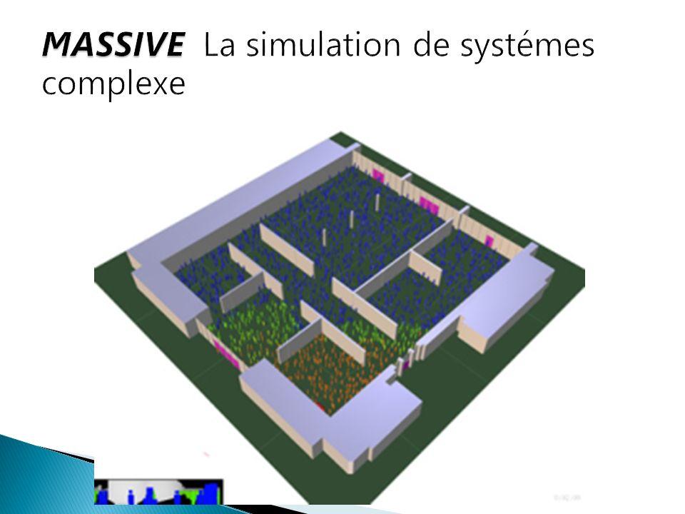 MASSIVE La simulation de systémes complexe