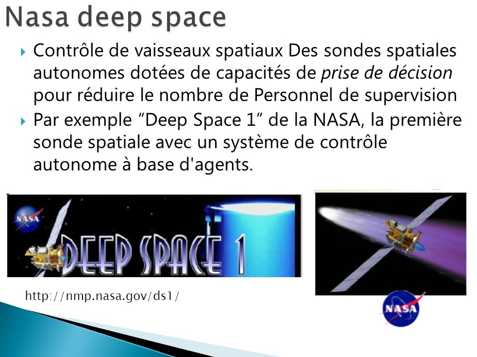 Nasa deep space