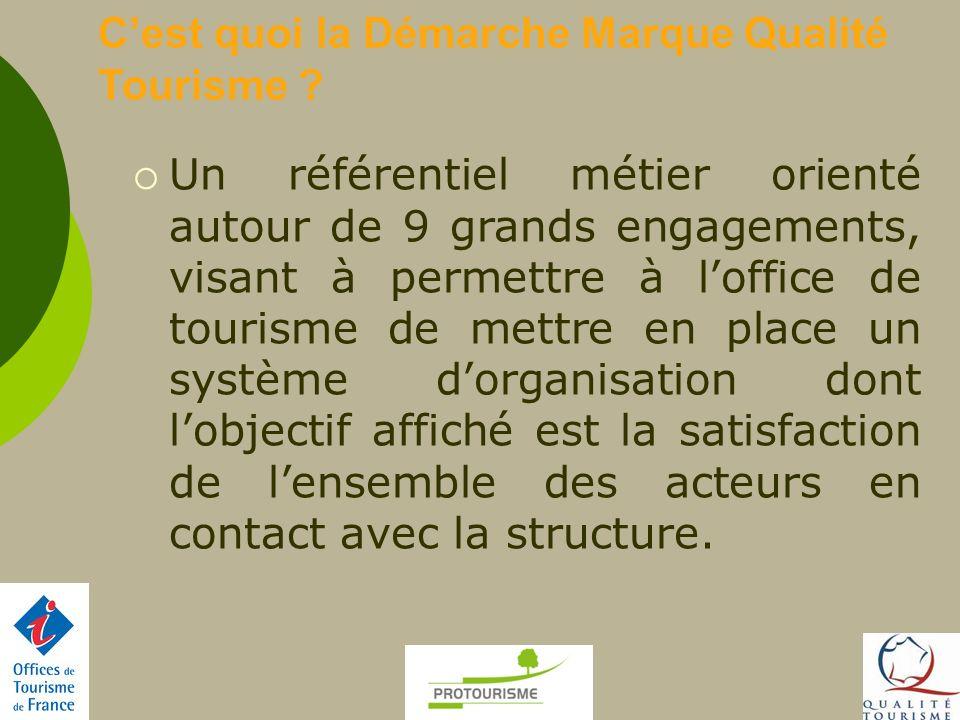 Présentation Marque Qualité Tourisme Chatelaillon Plage