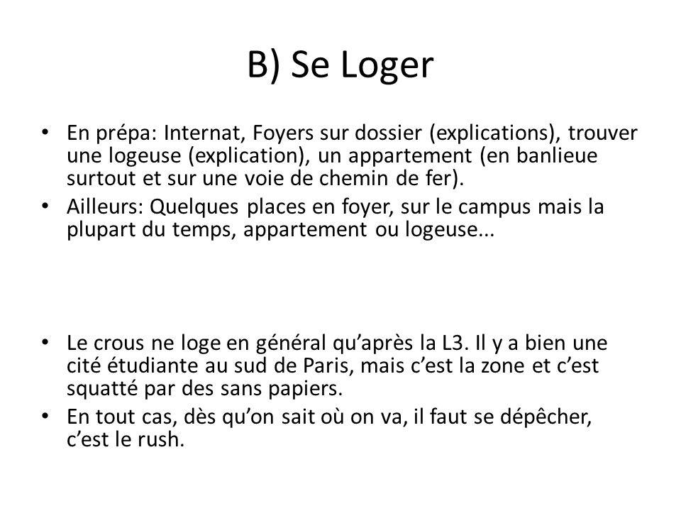 B) Se Loger