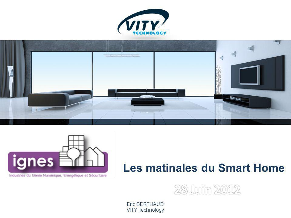 Les matinales du Smart Home