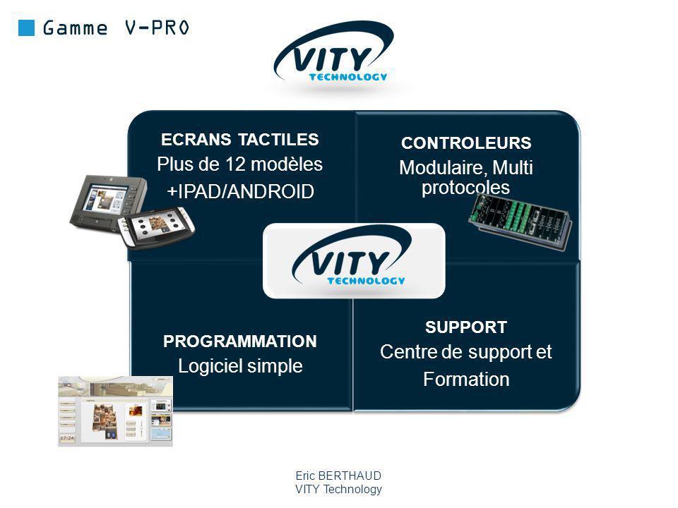 Modulaire, Multi protocoles