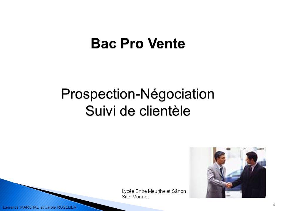 Prospection-Négociation