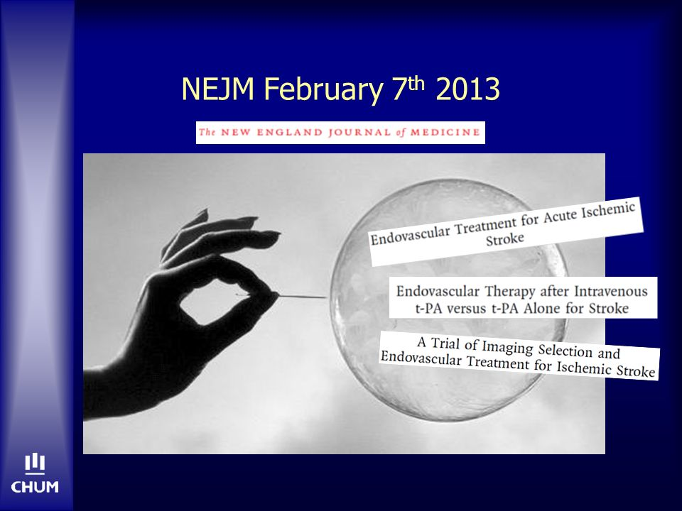 NEJM February 7th 2013