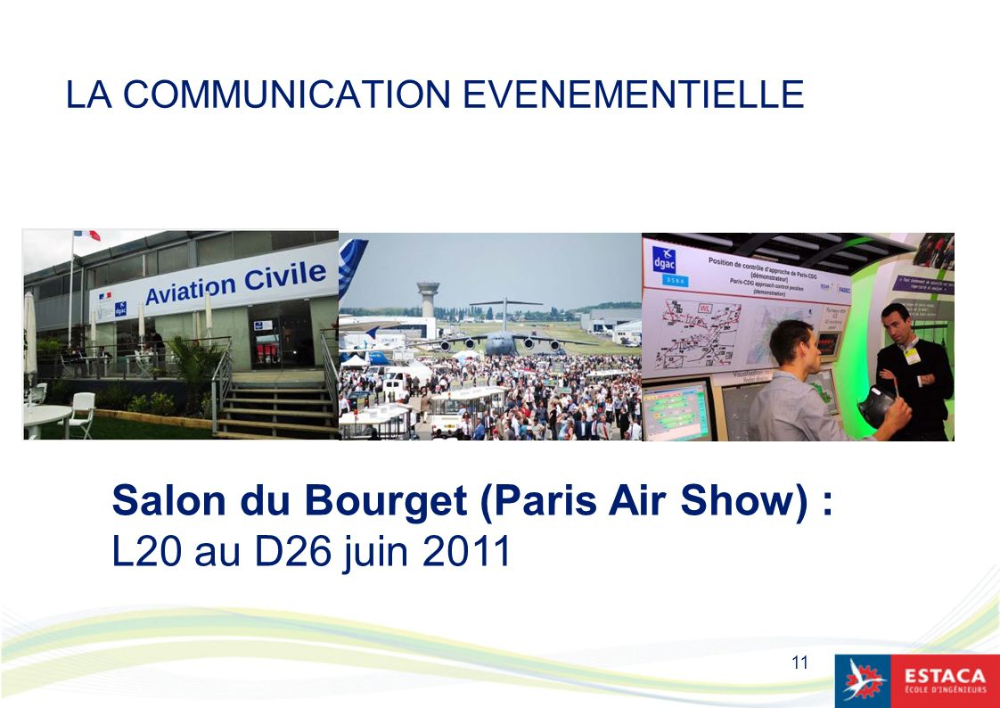 LA COMMUNICATION EVENEMENTIELLE