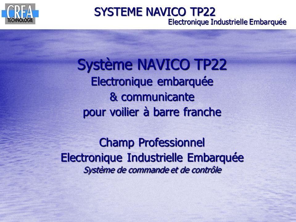 Système NAVICO TP22 SYSTEME NAVICO TP22 Electronique embarquée