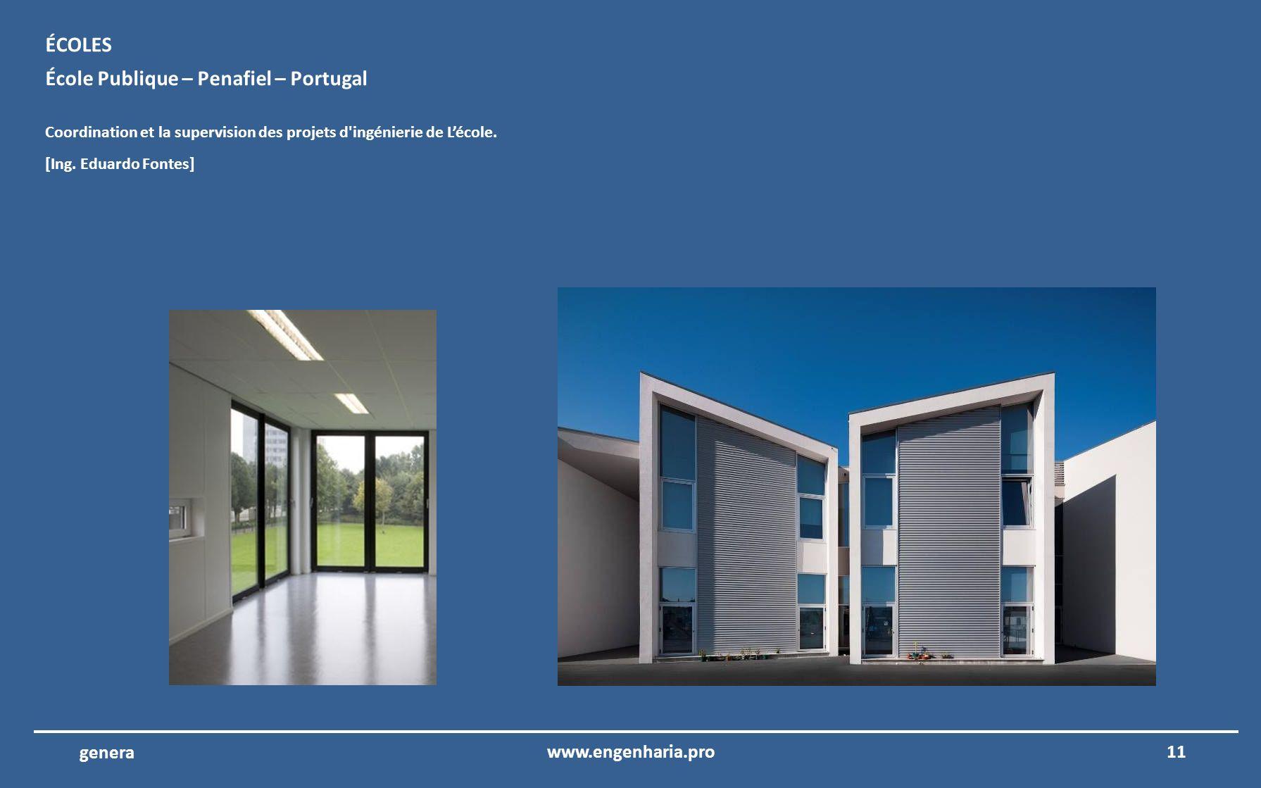 École Publique – Penafiel – Portugal