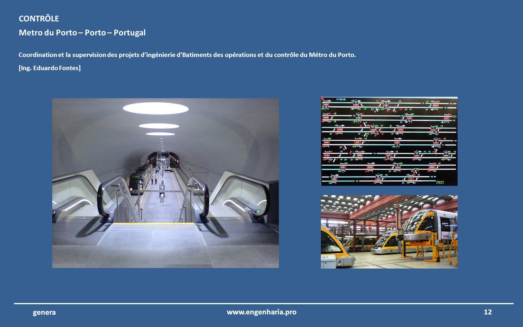 Metro du Porto – Porto – Portugal