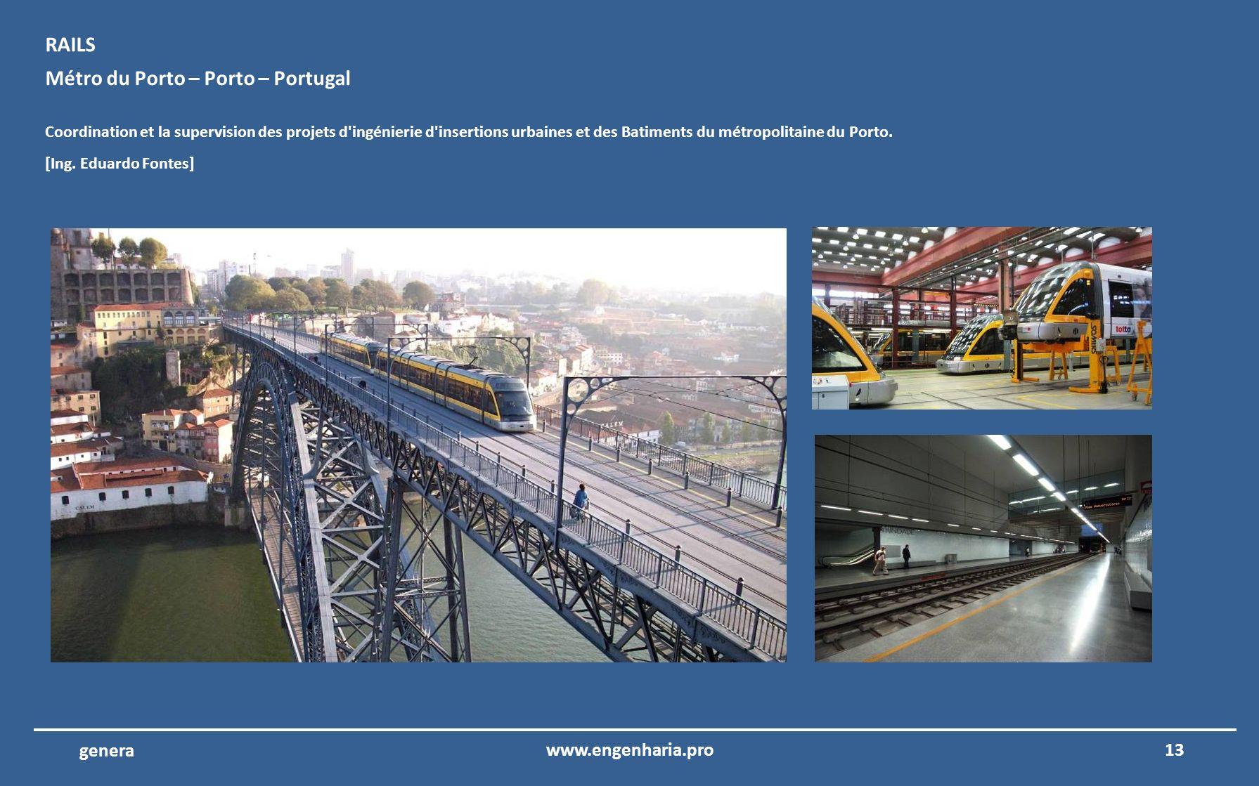 Métro du Porto – Porto – Portugal