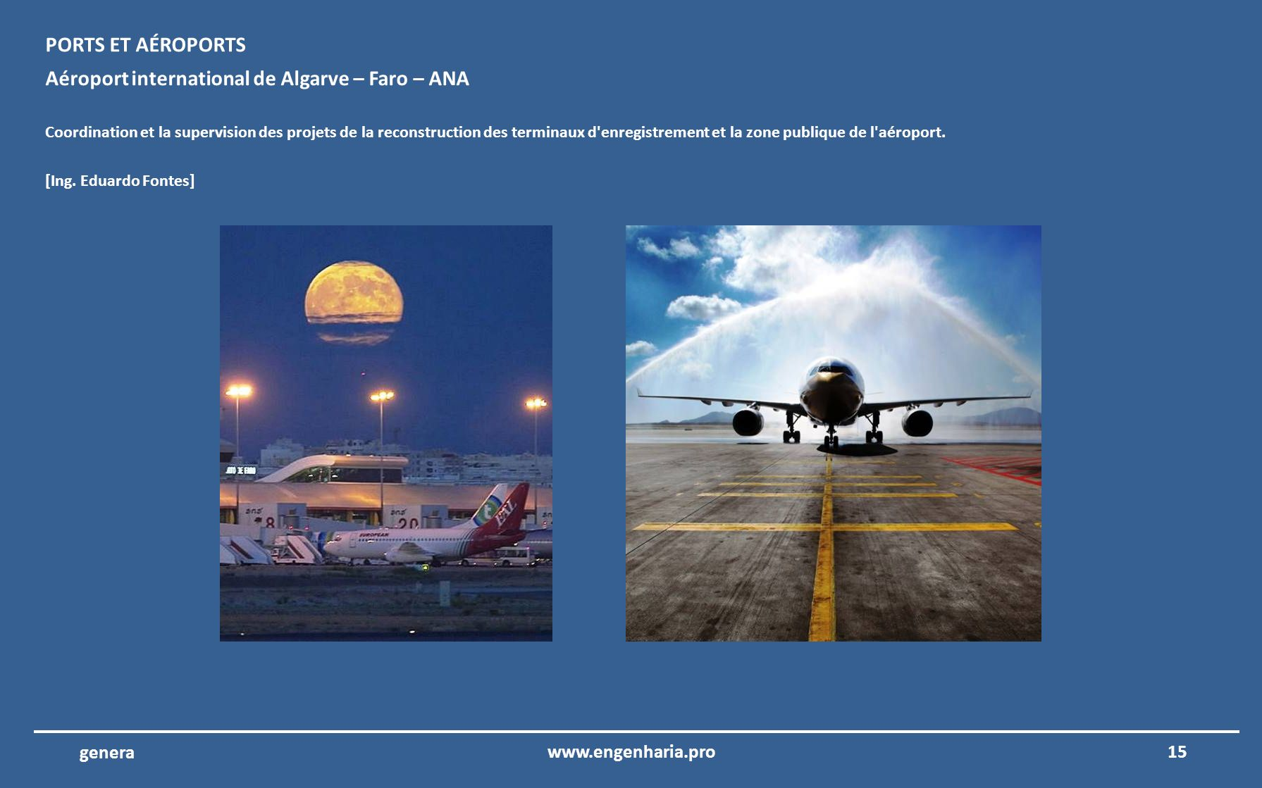 Aéroport international de Algarve – Faro – ANA