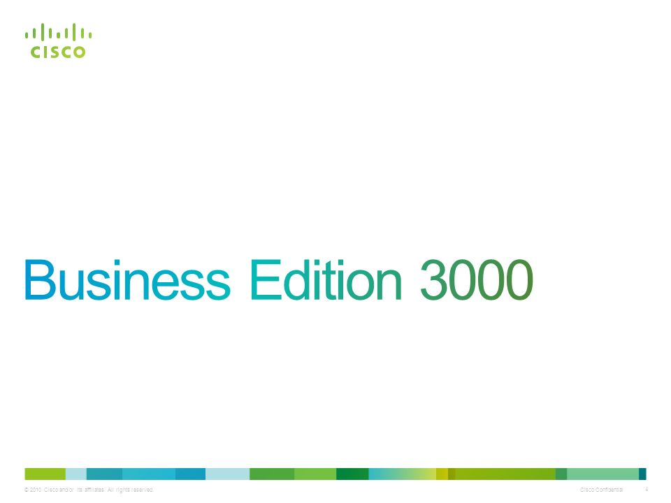 Business Edition 3000