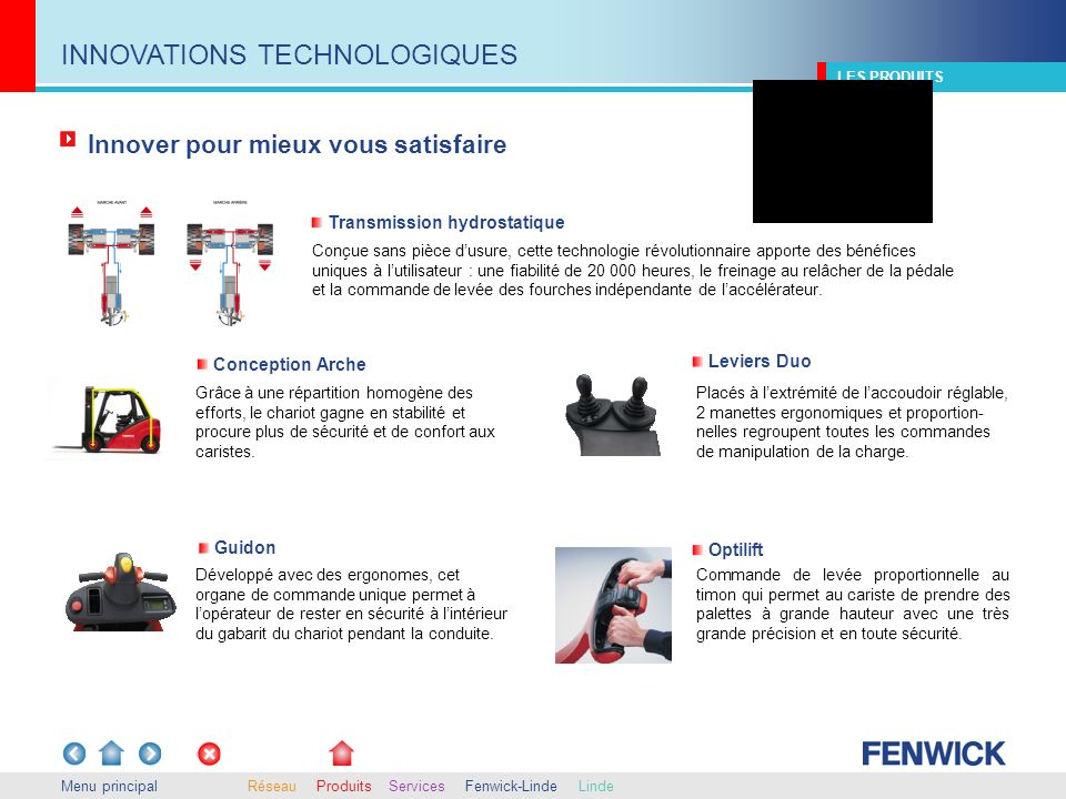 INNOVATIONS TECHNOLOGIQUES