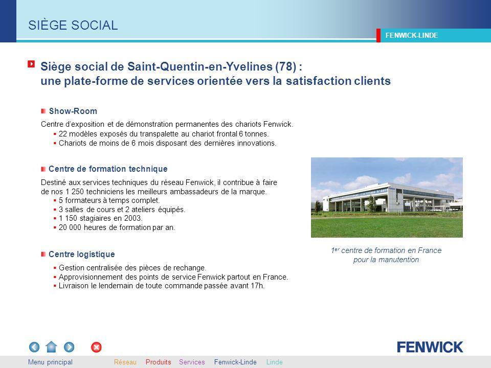 1er centre de formation en France