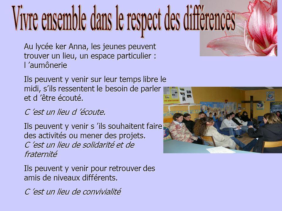 Vivre ensemble dans le respect des différences