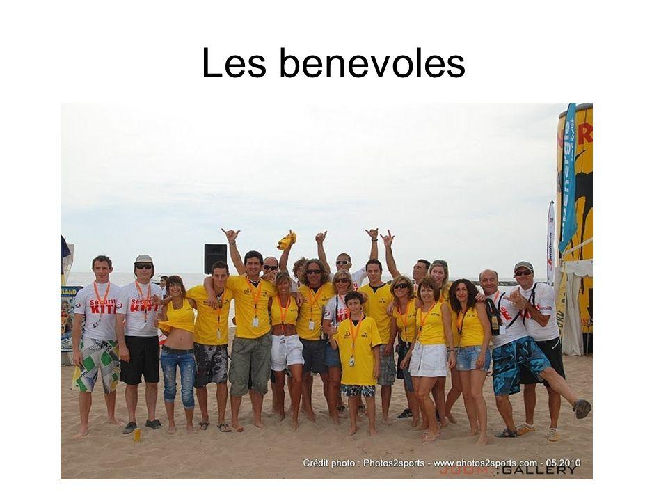 Les benevoles