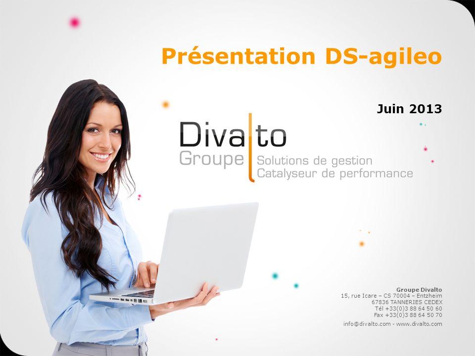Présentation DS-agileo