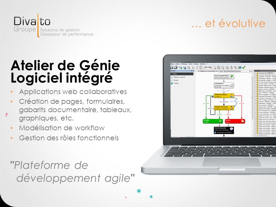 Atelier de Génie Logiciel intégré