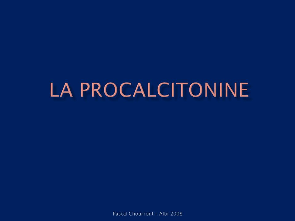 Pascal Chourrout - Albi 2008