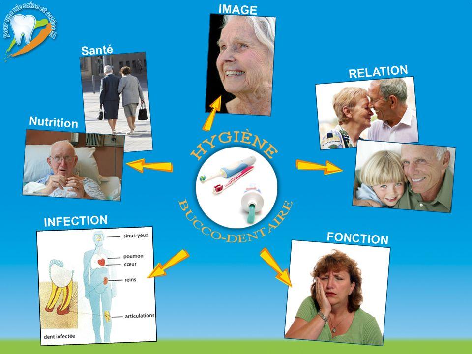 IMAGE Santé Nutrition RELATION INFECTION FONCTION