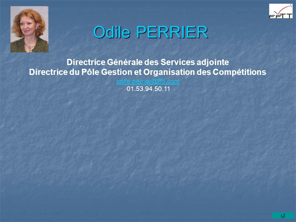 Odile PERRIER