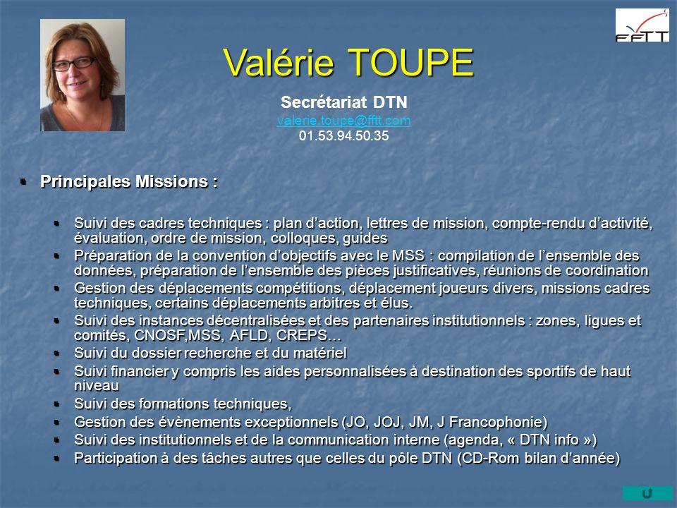 Secrétariat DTN valerie.toupe@fftt.com