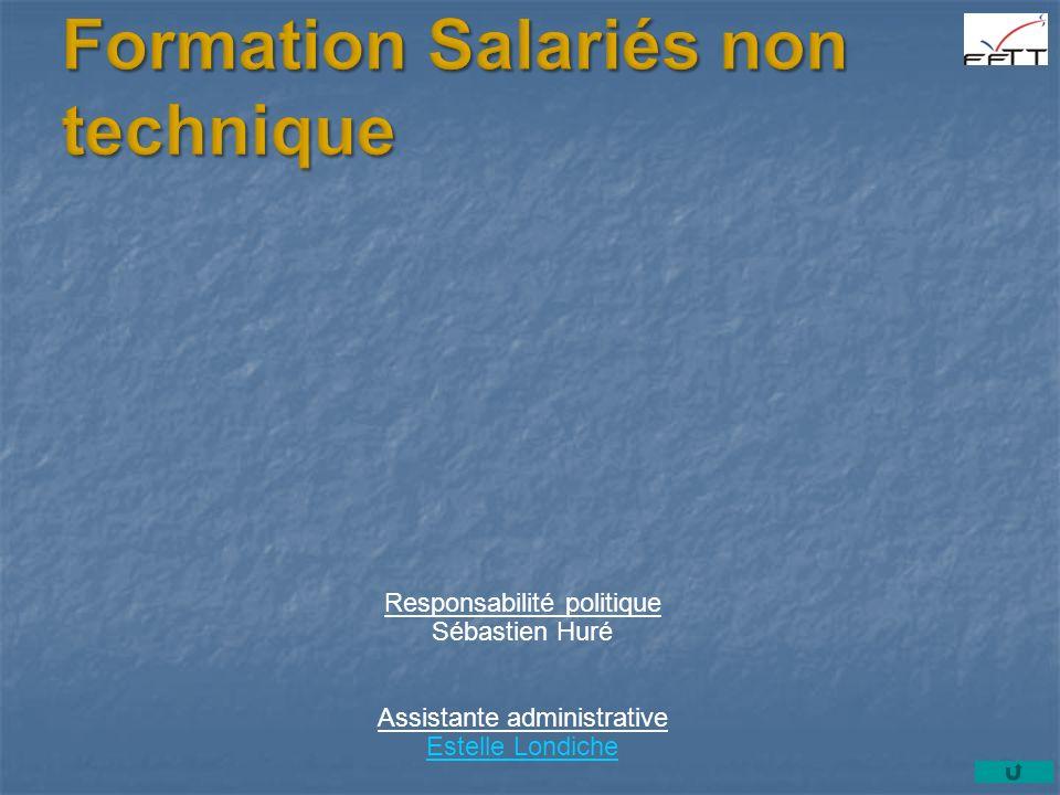 Formation Salariés non technique