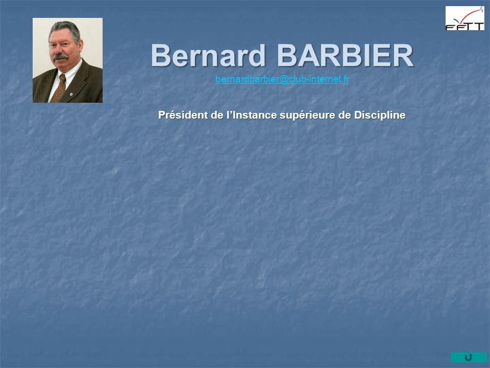 Bernard BARBIER bernardbarbier@club-internet.fr