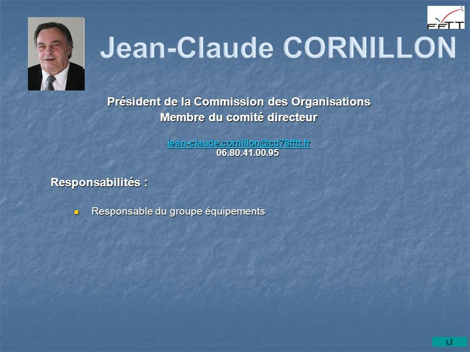 Jean-Claude CORNILLON