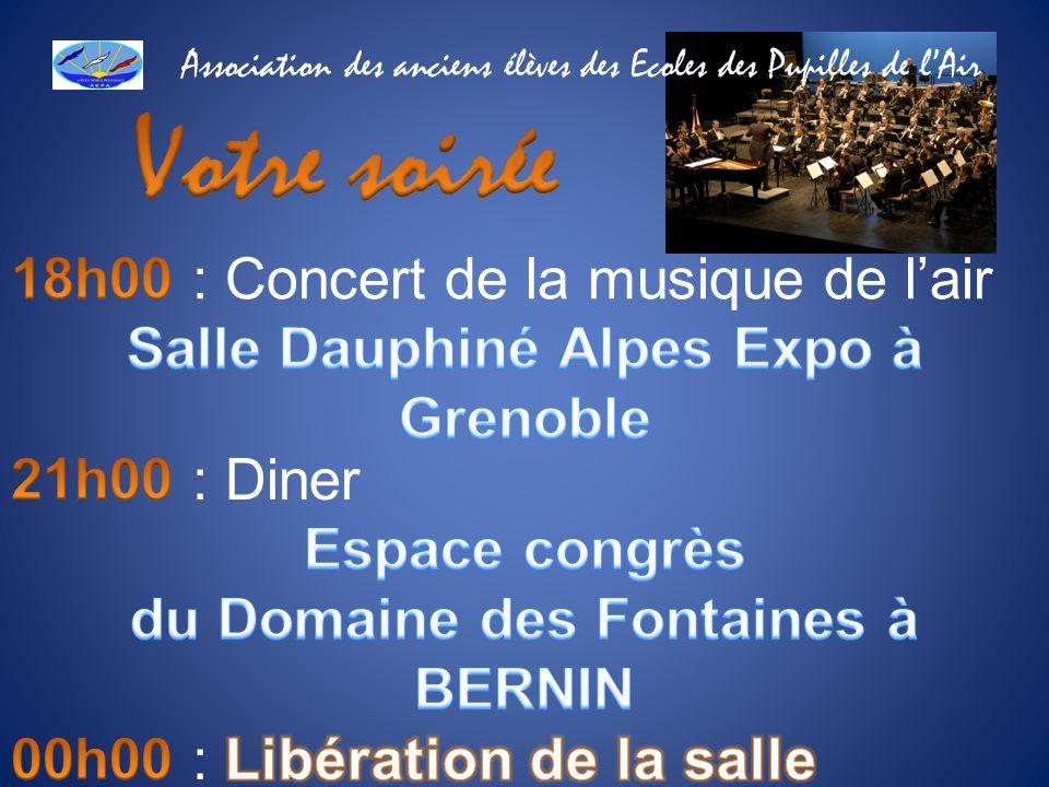 Salle Dauphiné Alpes Expo à Grenoble