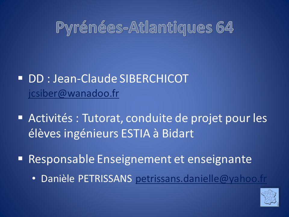 Pyrénées-Atlantiques 64