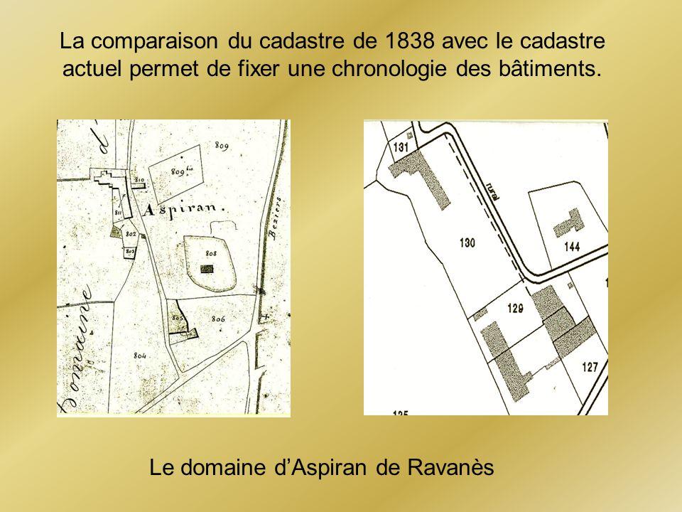 Le domaine d'Aspiran de Ravanès