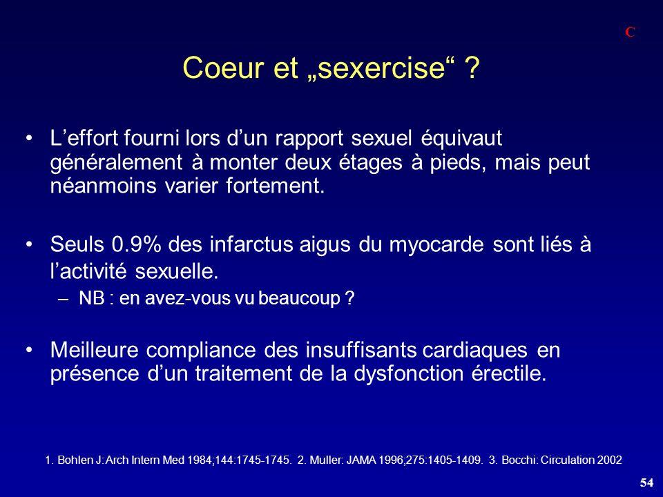 """C Coeur et """"sexercise"""