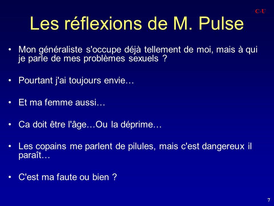 Les réflexions de M. Pulse